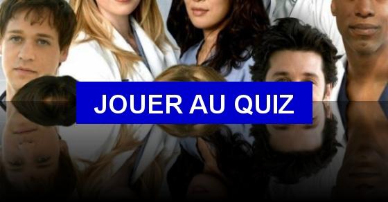 Quizz Grey's Anatomy - Quiz Acteurs, Grey s anatomy