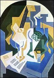 De quel mouvement artistique Pablo Picasso et Georges Braque sont-ils à l'origine ?