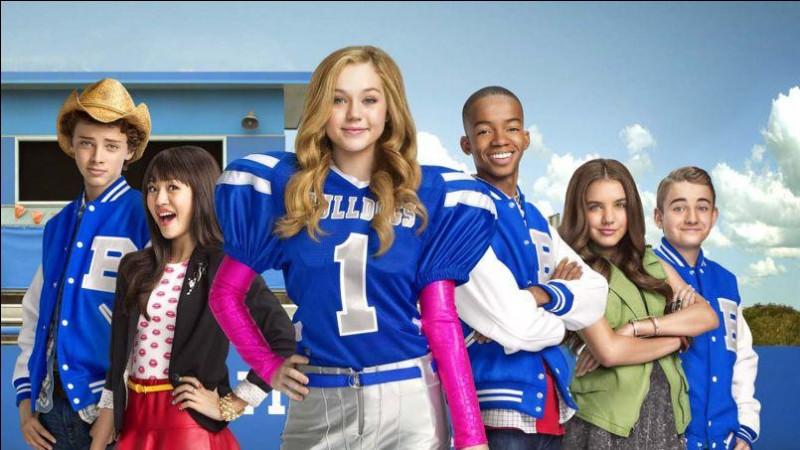 Et pour finir comment s'appelle cette série qui parle de football américain ?