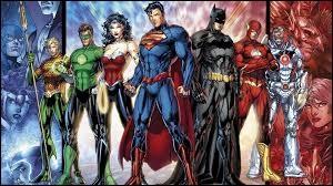 Lequel de ces héros ne fait pas partie de la ligue des justiciers ?