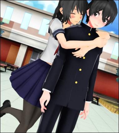 D'après ce que dit Yandere-chan, que ressent-elle auprès de son Senpai ?