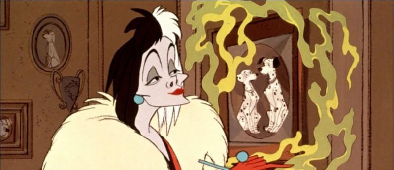 """Quel est le nom de ce personnage de Disney qualifié """"d'enfer"""" ?"""