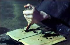 Qui Voldemort a-t-il tué pour créer cet Horcruxe (le journal) ?