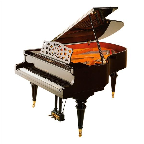 C'est mieux de jouer du piano...