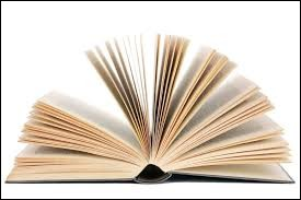 Quand tu lis un livre, c'est...