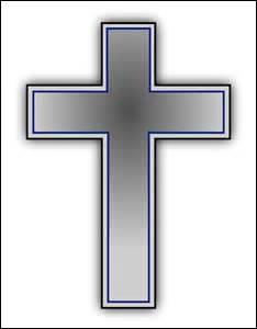 C'est une croix, elle appartient au :