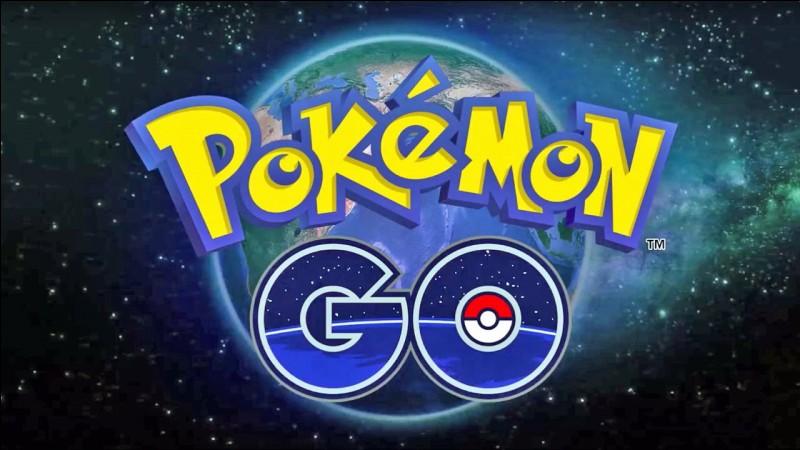 En quel mois et quelle année est sorti Pokemon Go ?