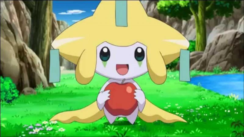 De quel type est ce pokémon nommé Jirachi ?