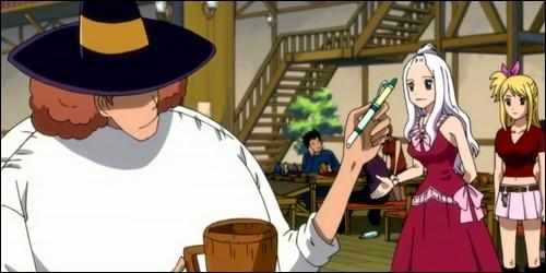 Quizz ils portent un chapeau quiz manga for Portent fairy tail