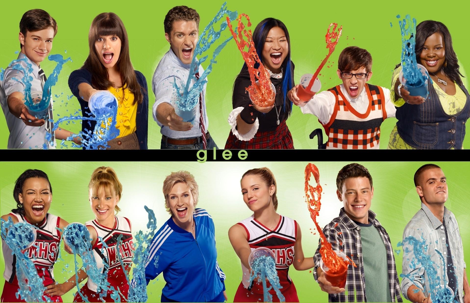 Quel personnage de Glee es-tu ? #1