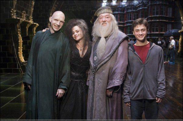 Es-tu Potterhead ?