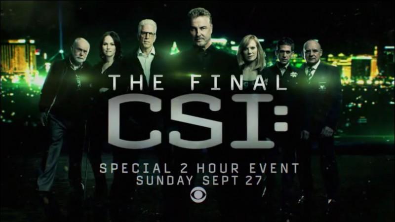 À la fin du téléfilm final, comment Grissom et Sara partent-ils ?