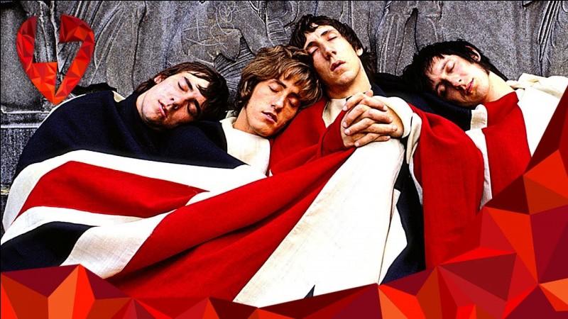 """Quel groupe de rock anglais a composé la musique du générique de la série : """"Who are you"""" ?"""
