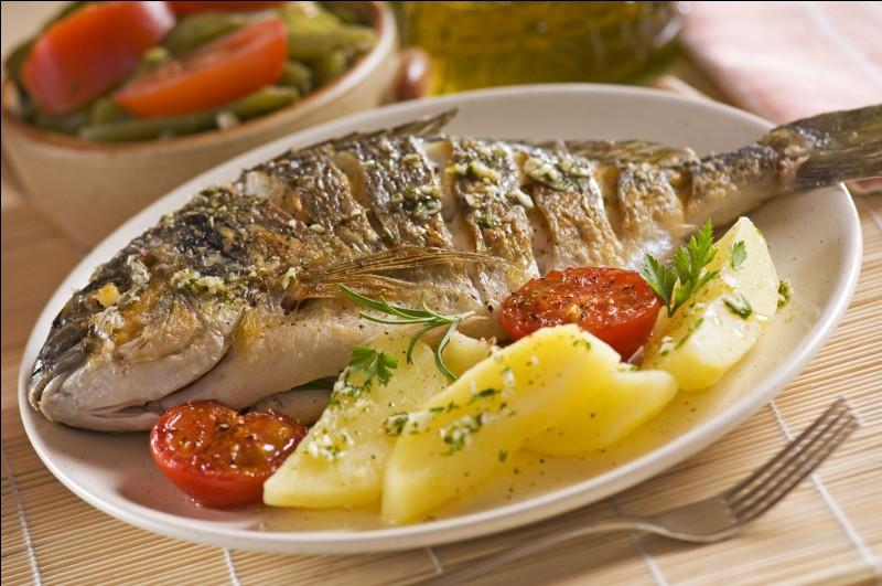 Reconnaissez-vous ce poisson appelé aussi brème de mer ?