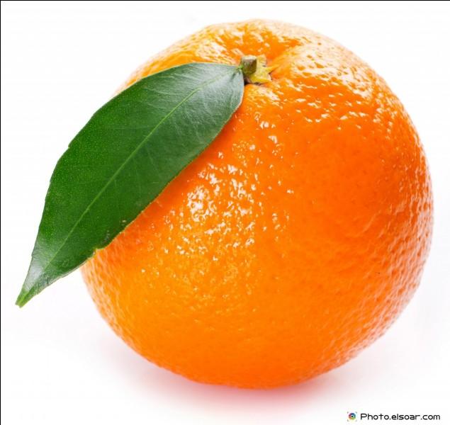 Quel est le nom de ce fruit ?