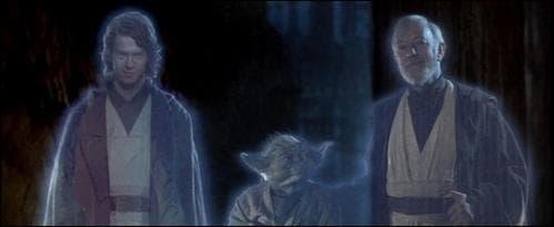 Dans quel épisode voit-on ces hologrammes ?