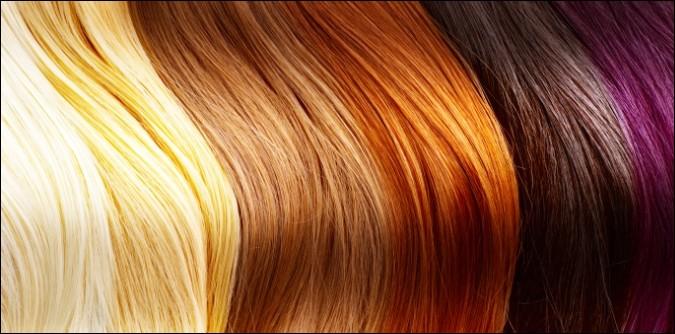Tu as les cheveux :