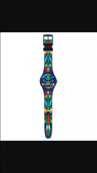 Combien a-t-il designé de montres avec sa sœur Yasmine ?