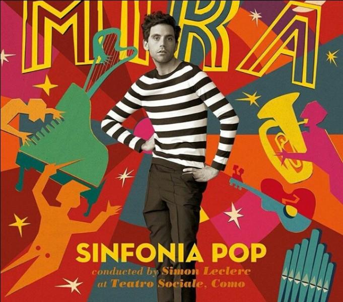 """Où a été enregistré l'album """"Sinfonia Pop"""" ?"""