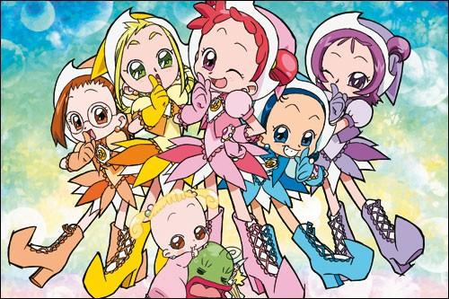 (Magical Doremi) Ces filles sont des apprentis...