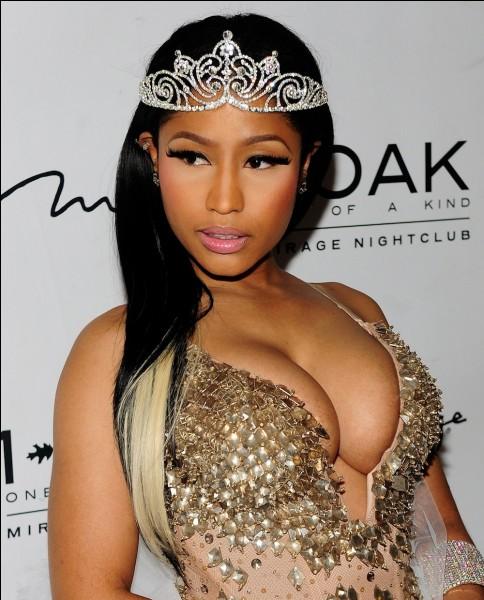 "Dans la chanson ""Grand Piano"" de Nicki Minaj, on peut entendre :"