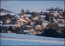 Ancienne commune Ardennaise, Cheveuges-Saint-Aignan se situe dans la nouvelle région ...