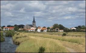 Ville de l'arrondissement des Sables-d'Olonne, L'Ile-d'Olonne se situe dans le département ...