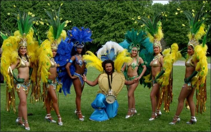 Venez danser la samba !