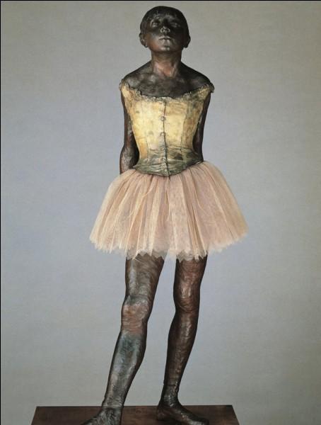"""""""La Petite danseuse de 14 ans"""" a été qualifiée de """"vicieuse"""", en son temps (1881). Mais qui en est l'auteur ?"""