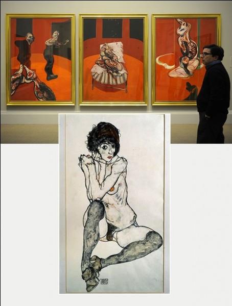 À 22 ans, ce peintre fait près d'un mois de prison pour ces œuvres outrageant les bonnes mœurs. Qui est-il ?