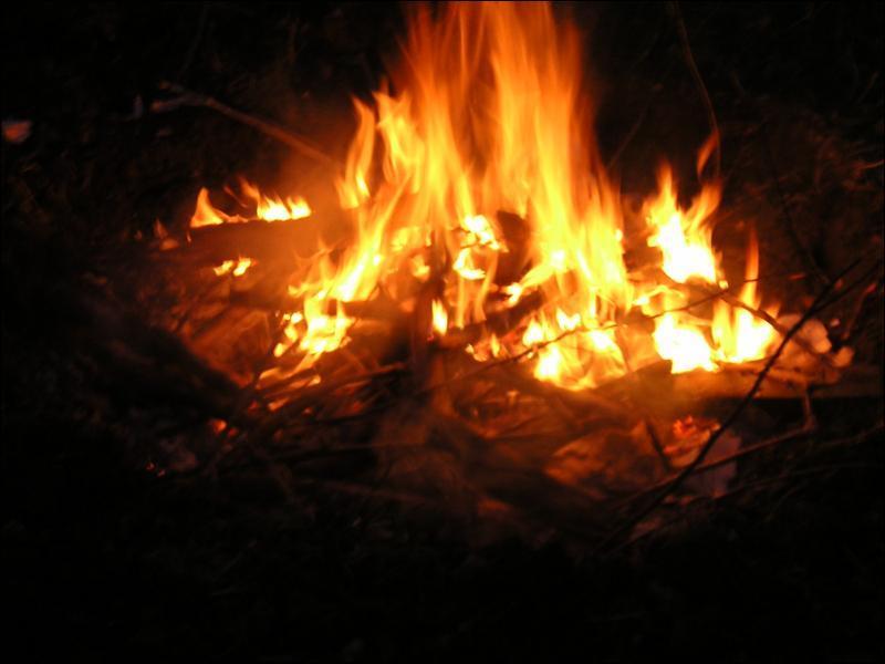 Qui a le pouvoir du feu ?