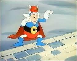 Qui est ce personnage admirant Gadget ?