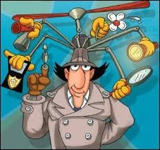 Dessin animé - Inspecteur Gadget (1)