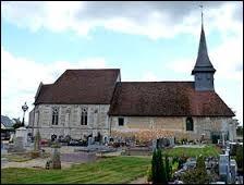 Village normand dans le Pays d'Ouche, Louversey se situe dans le département ...