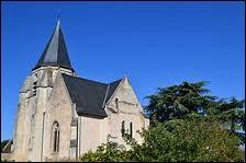 Le village Loir-et-Chérien de Saint-Martin-des-Bois se situe en région ...