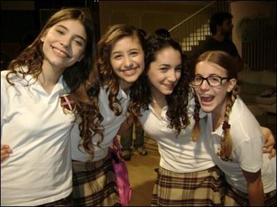 Qui sont les trois meilleures amies de Patricia ? (sans compter Antonella)