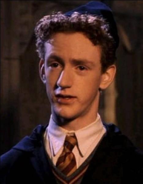 Avec qui Percy Weasley s'est-il marié ?