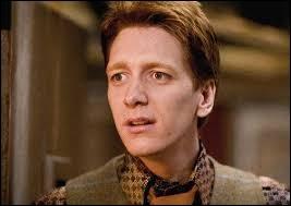 Avec qui George Weasley s'est-il marié ?