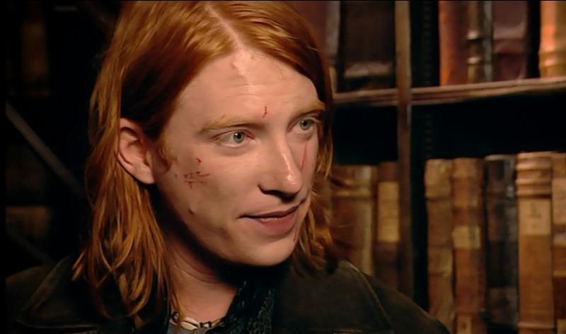 Comment la femme de Bill Weasley s'appelle-t-elle ?