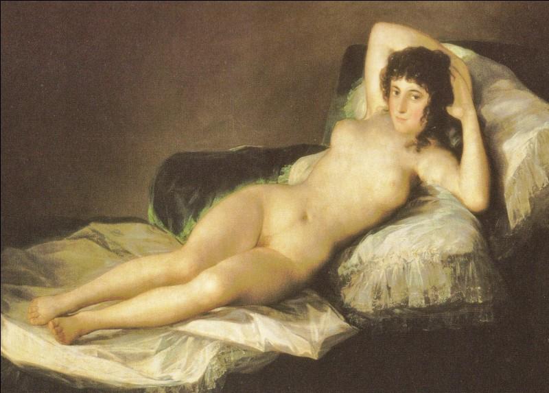 Quel événement eut une forte influence sur le style de Goya ?