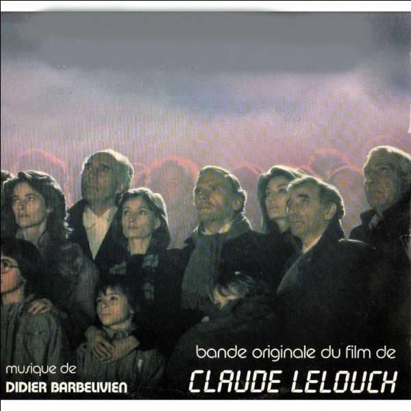 Quel est ce film de Claude Lelouch ?