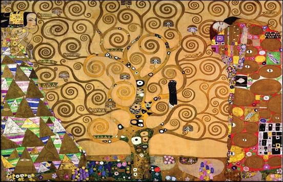 """Qui a peint """"L'arbre de vie"""" ?"""