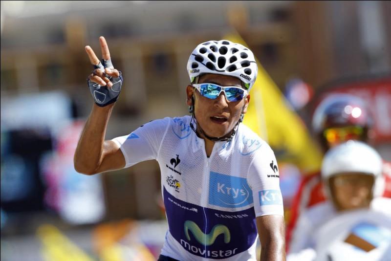 À combien de secondes derrière Christopher Froome, Nairo perd-il le Tour de France 2015 ?