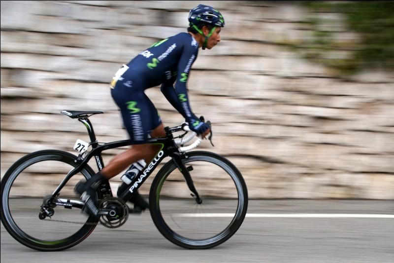 Comment oublier ce Tour de France 2013 ? La révélation ! Quintana crée la surprise et décroche la 2e place, derrière un Britannique intouchable, Christopher Froome. Nairo Quintana décroche également dans ce Tour de France un des maillots distinctifs. Quel(s) est(sont)-il(s) ?