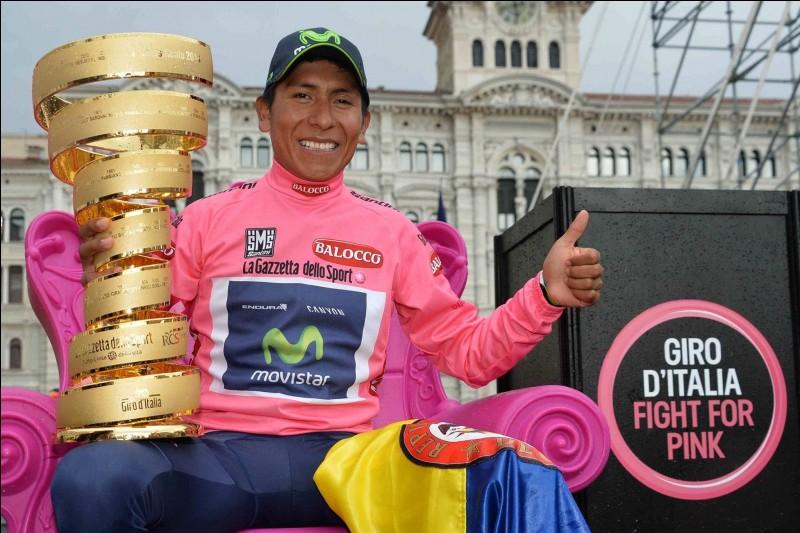 Déjà ! Eh oui, Quintana remporte son premier Grand Tour en 2014. Il s'impose sur les routes d'Italie. Laquelle de ces affirmations le concernant durant ce Giro est fausse ?