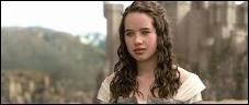 La première a avoir découvert Narnia est Susan
