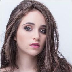 Qui est l'actrice qui joue le rôle de Nina ?