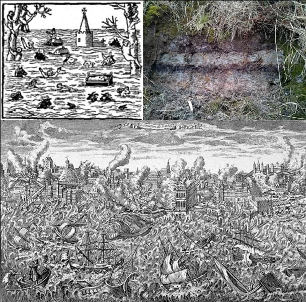Il y a environ 8 000 ans, un événement terrible va détruire une civilisation humaine. En 2016, on peut encore constater les conséquences de cette catastrophe !Que s'est-il passé ?