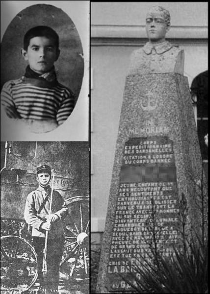 Connaissez-vous Désiré Bianco ? C'était une personne courageuse qui se fit tuer lors de l'assaut d'un fortin turc (8 mai 1915) lors de la 1e Guerre mondiale.Mais, surtout, connaissez-vous la particularité de cette personne ?