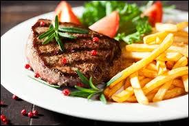 Quel plat préfères-tu ?